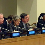"""Freedom of expression and the safety of journalists are essential conditions for the health of democratic societies"""" states UNESCO Director-General to the United Nations Security Council in New York"""