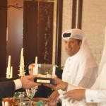 DCMF bids farewell to its director