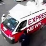 Three workers of  Express TV channel killed